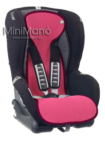 AeroMoov izzadásgátló ülésbetét biztonsági gyermekülésbe 9-18kg #fukszia