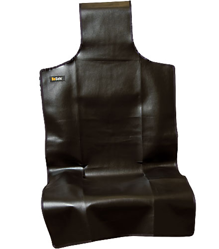 BeSafe bőrhatású ülésvédő-alátét