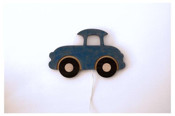 Amyma álomlámpa #kék autó