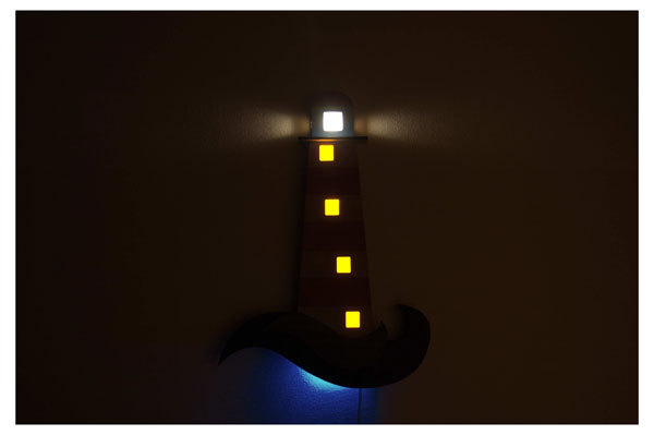 Amyma álomlámpa #világítótorony