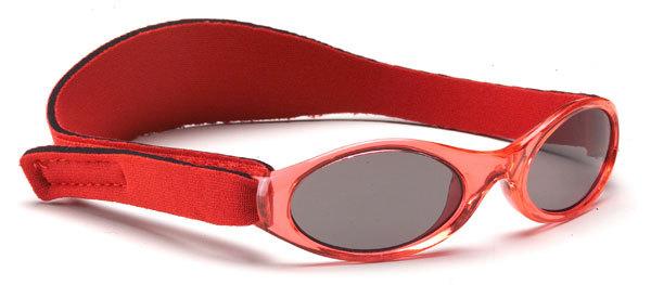 Babybanz napszemüveg 0-2 éves korig #piros