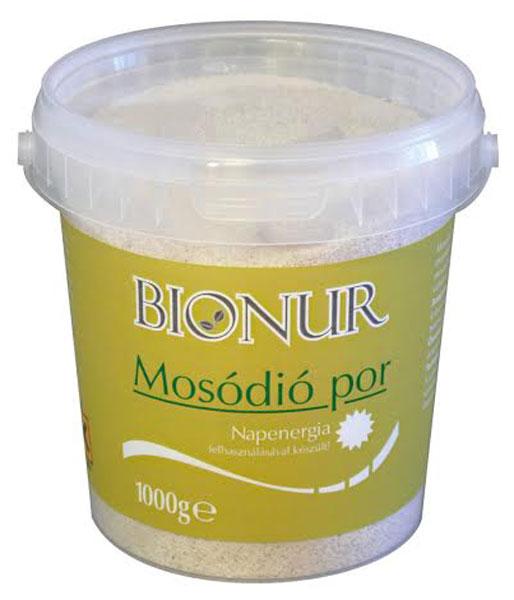 BIONUR Mosódió por vödrös 1000g