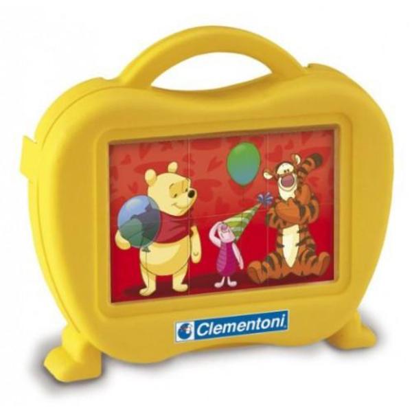 CLEMENTONI Disney Baby fakocka #40649