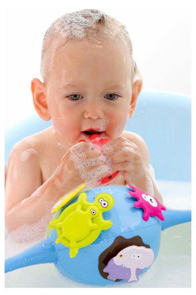 BeeZeeBee Aquaworld vízivilág fürdőjáték #100225