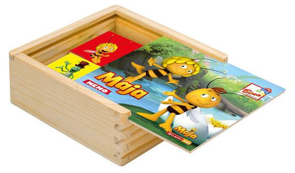 Bino memória játék - Maja a méhecske #13619