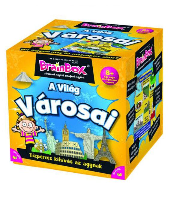 BRAINBOX A világ városai #93644