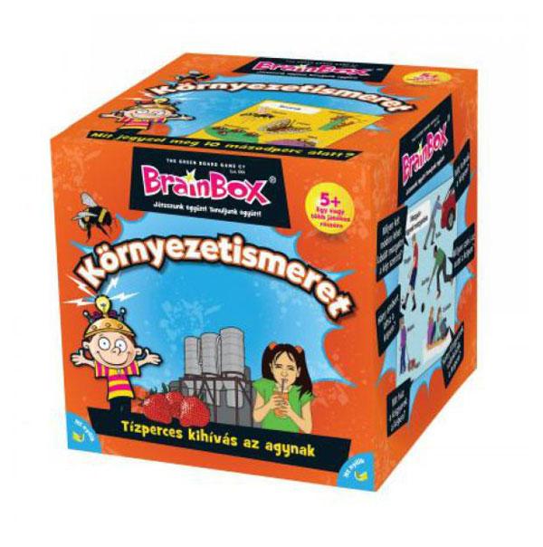BRAINBOX Környezetismeret kicsiknek #93640