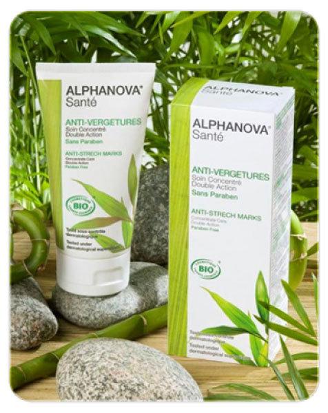 Alphanova Striák elleni bio krém 150ml
