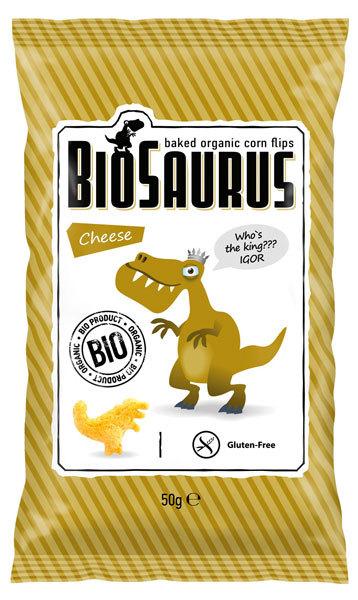 Biopont Kukoricás snack sajtos 50g #102200005