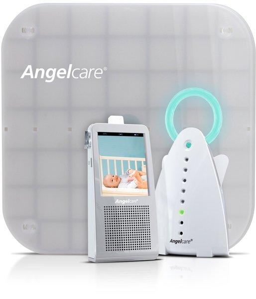 Angelcare AC1100 videós légzésfigyelő + Captiva pelenkatároló