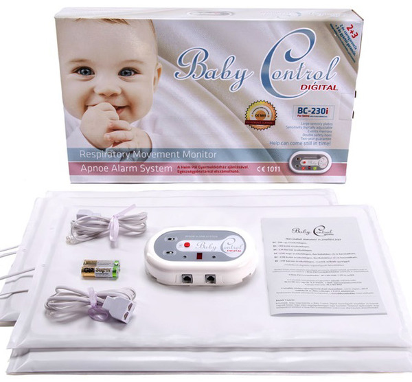 Baby Control BC-230i légzésfigyelő