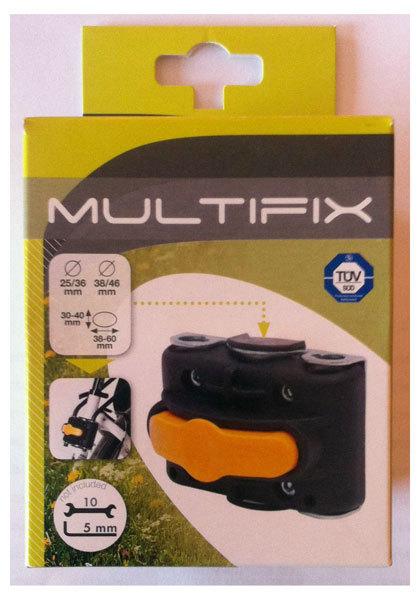 Bellelli Multi-Fix adapter kerékpárüléshez hátsó