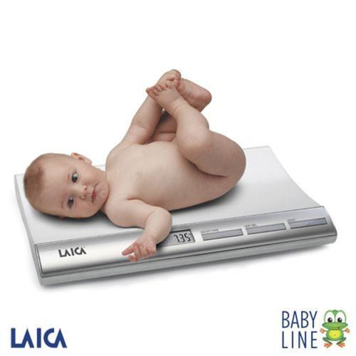 Laica digitális babamérleg - a János Kórház ajánlásával