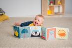 Taftoys Puha bébikönyv Északi sark #12385