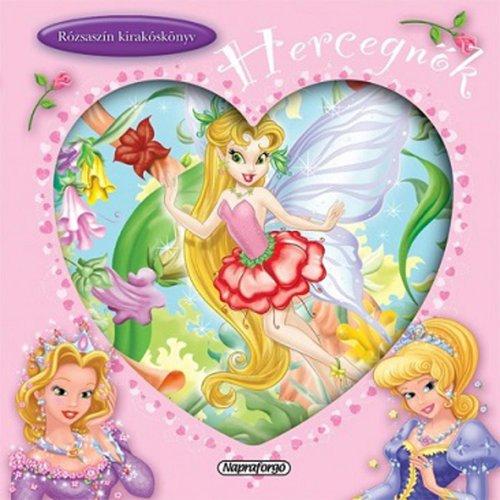 Kirakóskönyv - Hercegnők