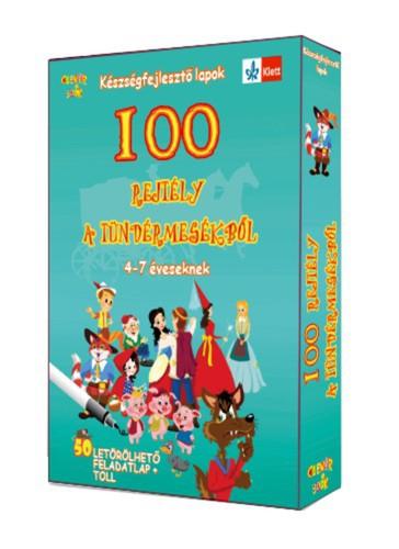 Könyv - 100 Rejtély a tündérmesékből