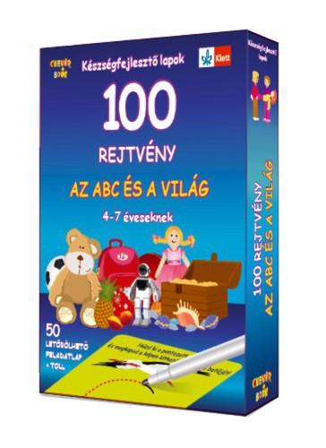 Könyv - 100 Rejtély Az ABC és a világ