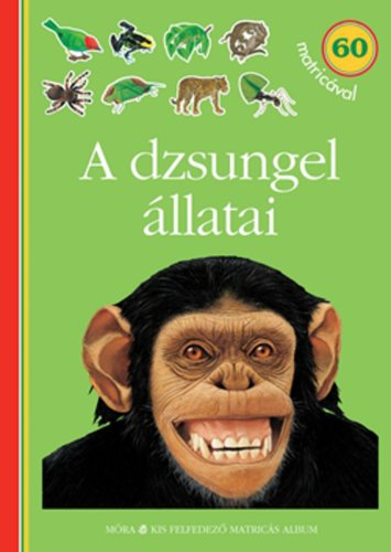 Könyv - A dzsungel állítai