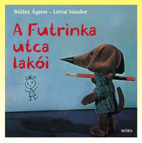 Könyv - A Futrinka utca lakói