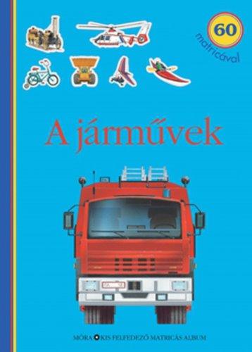 Könyv - A járművek