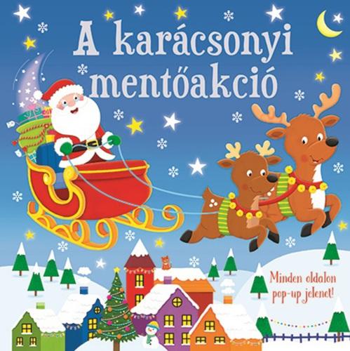 Könyv - A karácsonyi mentőakció