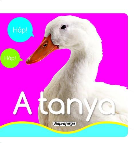 Könyv - A kicsik első szavai - Tanya