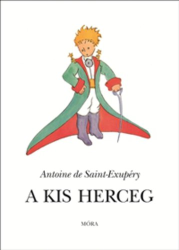Könyv - A kis herceg-Móra