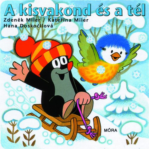 Csak Klubtagoknak! Könyv - A kisvakond és a tél