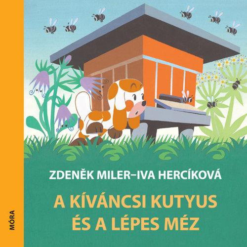Csak Klubtagoknak! Könyv - A kíváncsi kutyus és a lépes méz