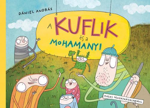 Könyv - A kuflik és a Mohamanyi