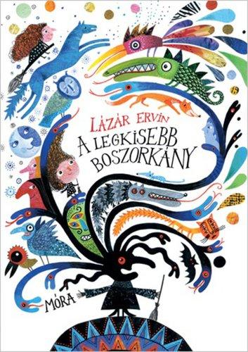 Könyv - A legkisebb boszorkány