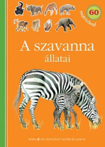 Könyv - A szavanna állatai