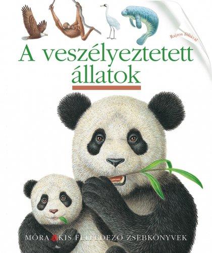 Könyv - Móra Kis felfedező zsebkönyvek #A veszélyeztetett állatok