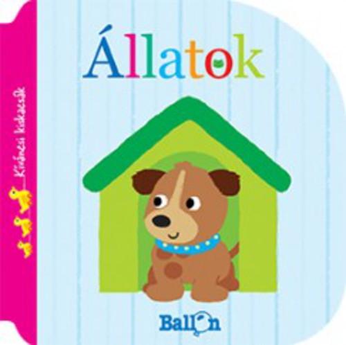 Könyv - Állatok