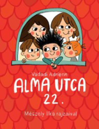 Könyv - Alma utca 22.