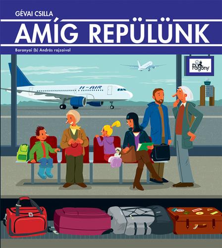 Könyv - Amíg repülünk