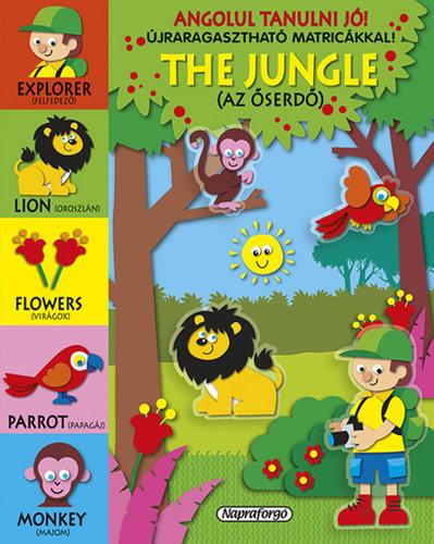 Könyv - Angolul tanulni jó! - The jungle