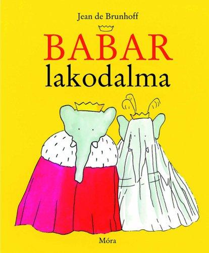 Könyv - Babar lakodalma