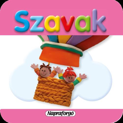 Könyv - Babaszótár - Szavak
