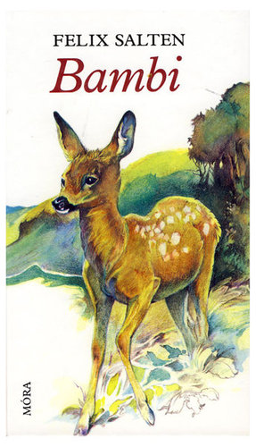 Könyv - Bambi 16. - Felix Salten