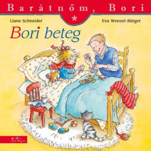 Könyv - Barátnőm, Bori - Bori beteg