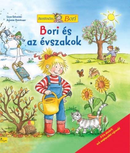 Könyv - Barátnőm, Bori - Bori és az évszakok