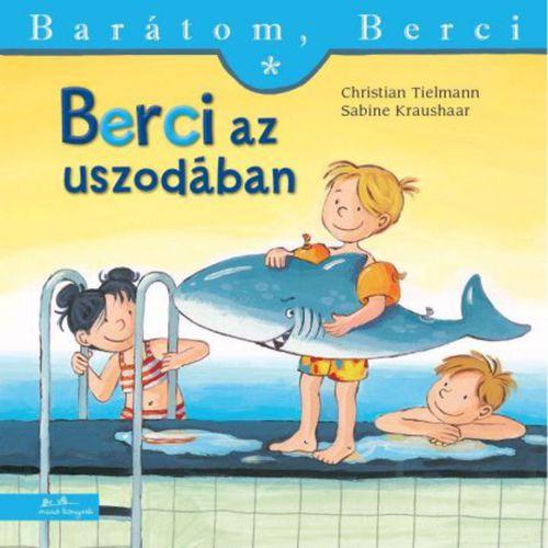 Könyv - Barátom, Berci - Berci az uszodában
