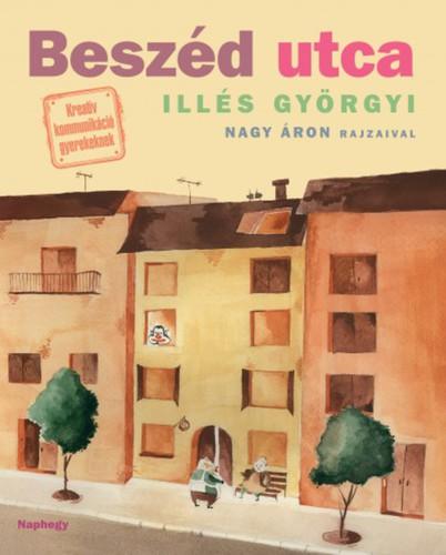 Könyv - Beszéd utca