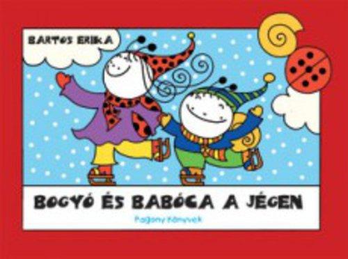 Könyv - Bogyó és Babóca a jégen