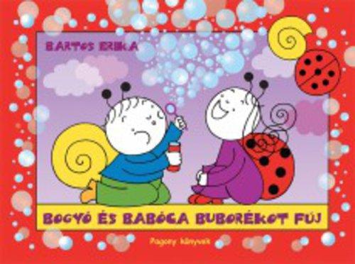 Könyv - Bogyó és Babóca buborékot fúj