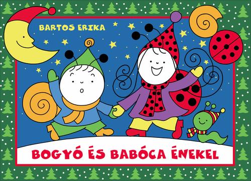 Könyv - Bogyó és Babóca énekel
