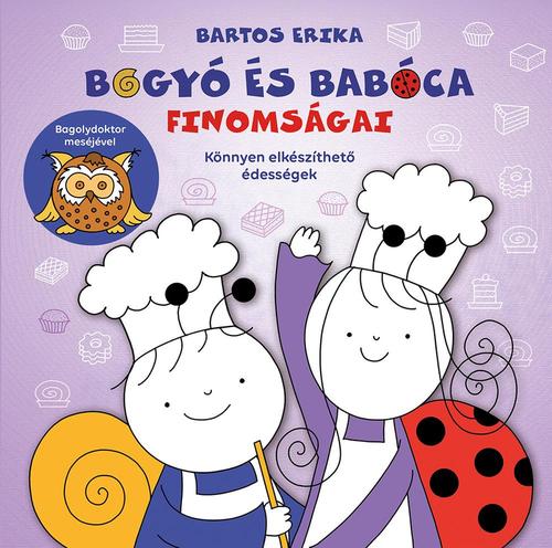 Könyv - Bogyó és Babóca finomságai