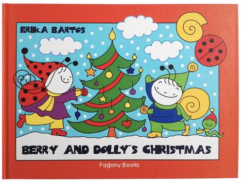 Könyv - Bogyó és Babóca karácsonya angol