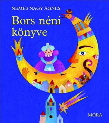 Könyv - Bors néni könyve